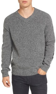 French Connection Men's Elbow Patch Sweater
