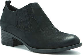 Blondo Black Maddox Leather Ankle Boot