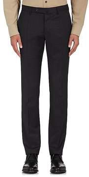 Incotex Men's S-Body Slim-Fit Stretch-Technowool Trousers