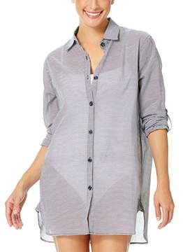 Anne Cole Woven Cover-up.