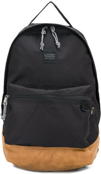 Vans zip pocket backpack