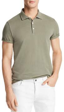 Bloomingdale's The Men's Store at Piqué Short Sleeve Polo Shirt - 100% Exclusive