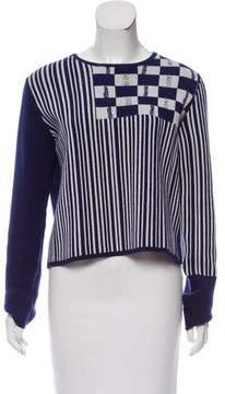 Bottega Veneta Long Sleeve Cashmere Sweater