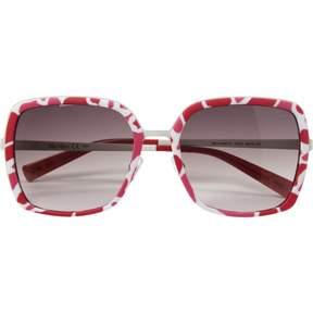 Max Mara Plastic Sunglasses