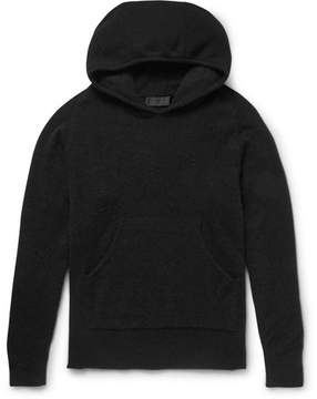Haider Ackermann Oversized Stretch-Knit Hoodie