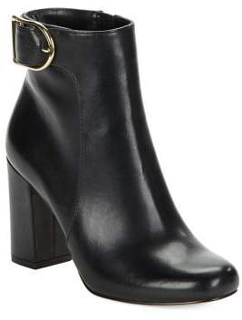 424 Fifth Gwyneth Leather Ankle Boots