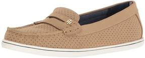 Tommy Hilfiger Womens Butter Closed Toe Loafers