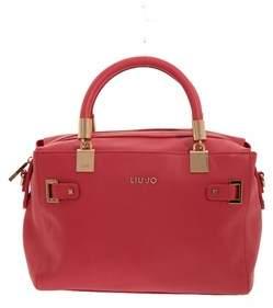 Liu Jo Women's Red Polyester Shoulder Bag.