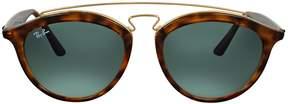 Ray-Ban Gatsby II Tortoise Ladies Round Sunglasses