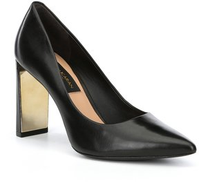 Donna Karan Criss Mid Dress Pumps