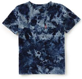 Levi's Little Boys 4-7 Short-Sleeve Bodhi Tie-Dye Tee