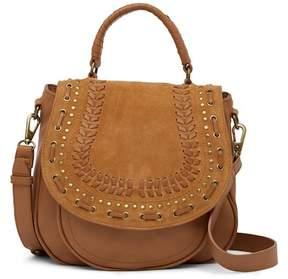 Lucky Brand Kady Leather Flap Bag