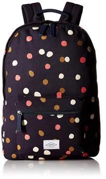 Fossil Ella Polka Dot Backpack.