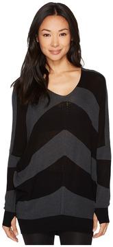 Blanc Noir Cocoon Sweater Women's Sweater