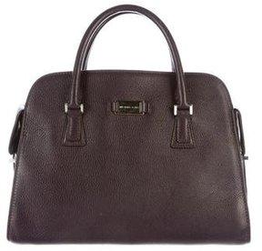 Michael Kors Gia Leather Handle Bag
