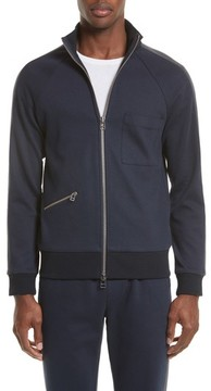 ATM Anthony Thomas Melillo Men's Zip-Up Sweater