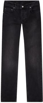 Ksubi Chitch Grave Black Slim Jeans