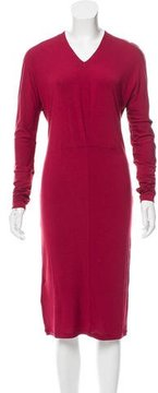 Calvin Klein Collection Jersey Midi Dress w/ Tags