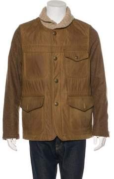 C.P. Company Wool-Trimmed Field Jacket