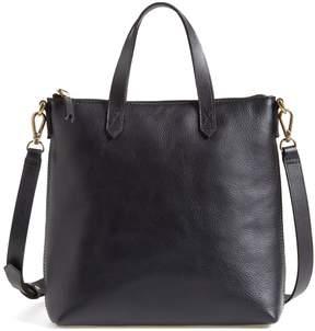 Madewell The Transport Leather Crossbody Bag