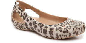 Crocs Women's Kadee Graphic Flat