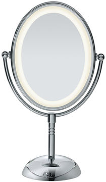 Conair Oval Lighted Make-Up Mirror