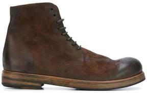 Marsèll gradient lace up boots