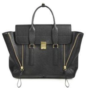 3.1 Phillip Lim Pashli Large Leather Satchel