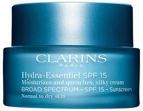 Clarins Hydra-Essentiel Silky Cream SPF 15, Normal to Dry Skin