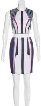 Clover Canyon Printed Mini Skirt Set