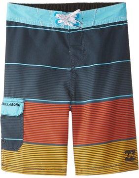 Billabong Boys' All Day OG Stripe Boardshort (2T7) - 8164142
