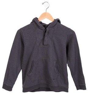 Little Marc Jacobs Boys' Hooded Knit Sweatshirt