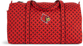Vera Bradley Louisville Cardinals Large Duffel - RED - STYLE