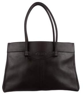 Tod's Leather Shoulder Tote