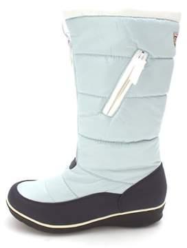 Sporto Womens Anna Faux Fur Round Toe Mid-calf Cold Weather Boots.