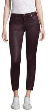 AG Jeans Leatherette Ankle Leggings