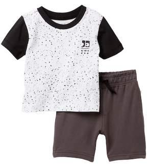 Joe's Jeans 2-Piece Short Sleeve Tee Set (Baby Boys)