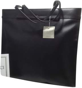 Nina Ricci Black Leather Handbag
