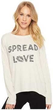 PJ Salvage Spread Love Sweater Women's Sweater