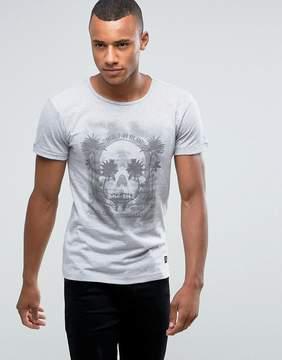 Blend of America Skull T-Shirt