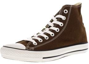Converse Unisex Chuck Taylor All Star High Top, Chocolate, 7