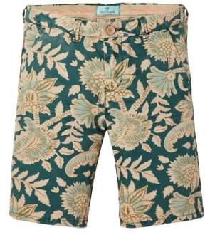 Scotch Shrunk Print Chino Shorts