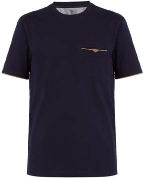 Brunello Cucinelli Welt-pocket cotton-jersey T-shirt