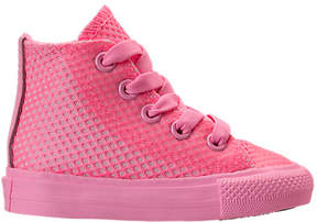 Converse Girls' Toddler Chuck Taylor All Star Hi Casual Shoes