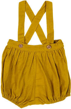 Caramel Wilton Bloomers With Braces