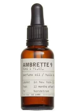 Le Labo 'Ambrette 9' Perfume Oil