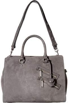 Rebecca Minkoff Large Jamie Satchel Satchel Handbags - NEW GREY - STYLE