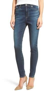 AG Jeans Mila High Rise Skinny Jeans