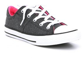 Converse Girls Madison Low Top Sneakers
