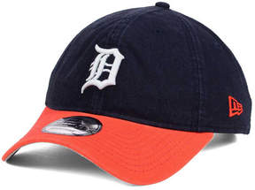 New Era Detroit Tigers Relaxed 2Tone 9TWENTY Strapback Cap